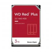 Western Digital HDD, 3TB, 5400 rpm, Red Plus