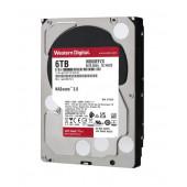 HDD, 6TB, Intelli, WD RED