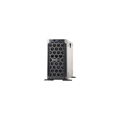 DELL EMC PowerEdge T340 w/8x3.5in, Intel Xeon E-2224(3.4GHz, 8M, 4C/4T, turbo (71W)), 16GB 3200 MT/s