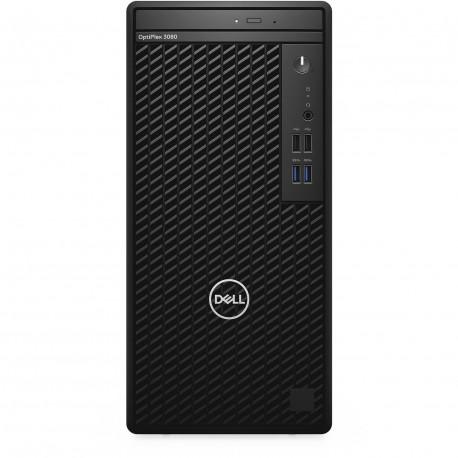 DELL OptiPlex 3080 Tower w/260W, Intel Core i5-10505 Acc.Use Only, 8GB (1x8GB) DDR4 non-ECC, M.2 256