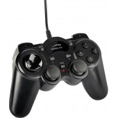 Gamepad PC Speedlink THUNDERSTRIKE, mat crni