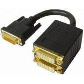 Transmedia DVI Y-Splitter