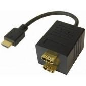 Transmedia HDMI Y-Splitter