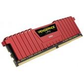 Corsair Vengeance LPX 32GB (2x16GB) DDR4 3000MHz C15 Kit - Red