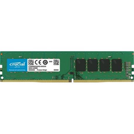 Crucial 8Gb DDR4 2400MHz