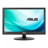 "ASUS VT168H 15.6"" 1366 x 768pikseli Multi-touch Stolno Crno touch screen monitor"