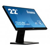 "iiyama ProLite T2252MSC-B1 21.5"" 1920 x 1080pikseli Multi-touch Crno touch screen monitor"