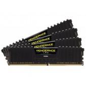 Corsair Vengeance® LPX 32GB (4x8) DDR4 3200MHz C16 black