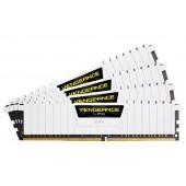 Corsair Vengeance® LPX 32GB (4x8) DDR4 3200MHz C16 white