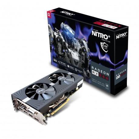 Sapphire AMD Radeon RX 580 4GB NITRO+