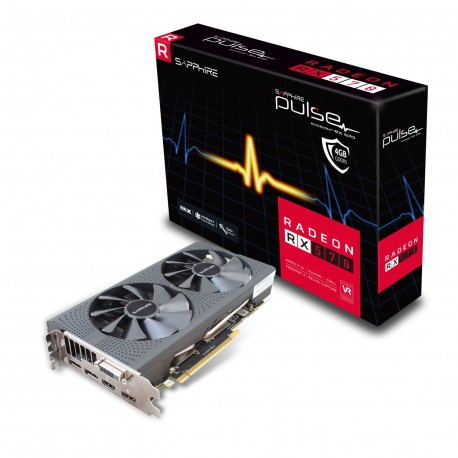 Sapphire AMD Radeon RX 570 4GB PULSE