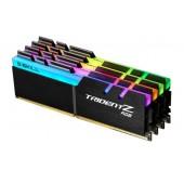 G.Skill Trident Z RGB 32GB (4x8) DDR4 3200MHz led