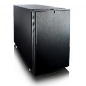 Fractal Define Nano S, crno, bez napajanja, ITX