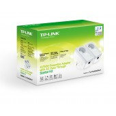 TP-Link PA4010P KIT, 500Mbps powerline s utičnicom