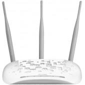 TP-Link TL-WA901ND, 300 Mbps WLAN AP, 3 x 4dBi