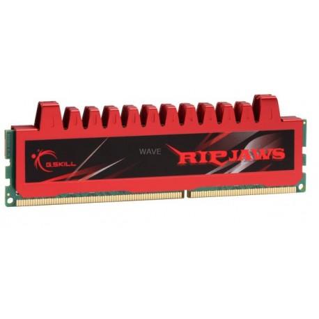 G.Skill DIMM 4 GB DDR3-1066, memory (F3-8500CL7S-4GBRL, Ripjaws series, Retail)