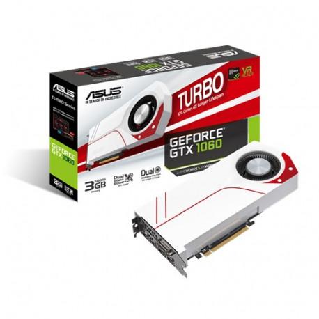 Asus Turbo GTX 1060 3GB White