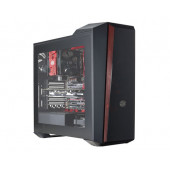 Cooler Master MasterBox 5t Midi kućište Crno, Crveno računalno kućište