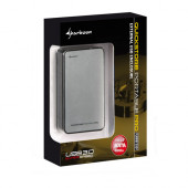 "Sharkoon QuickStore Portable Pro USB3.0 2.5"" Srebro"