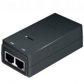 Ubiquiti Networks Gigabit PoE adapter 24V 0,5A (12W), w power cable (EU)