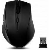 MIŠ Speedlink CALADO Silent Mouse - Wireless USB, rubber-black