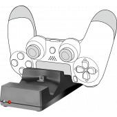 OPREMA za konzolu PS4 Speedlink Jazz USB punjač za 2 kontrolera
