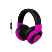 Razer Kraken Mobile Neon Purple igraće stereo slušalice sa mikrofonom, USB