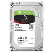 Seagate NAS HDD IronWolf 1TB 1000GB Serijski ATA III unutarnji čvrsti disk