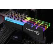 G.SKILL TridentZ RGB Series 32GB (4x8GB) DDR4 3000MHz