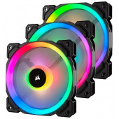 Corsair LL120 Node Pro High Performance PWM Fan (RGB), Triple pack