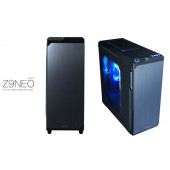 Zalman mid tower case black