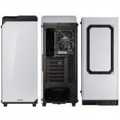 Zalman mid tower case white