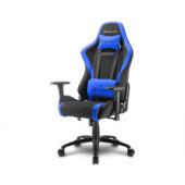 Sharkoon Skiller SGS2, igraća stolica, crno-plava