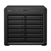 """Synology DS3617xs DiskStation 12-bay All-in-1 NAS server, 2.5""""/3.5"""" HDD/SSD podrška, Hot Swappable HDD, Wake on LAN/WAN, 16G"""