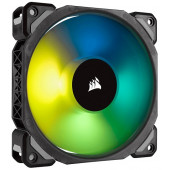 Corsair ML120 PRO RGB LED 120MM PWM Premium Magnetic Levitation Fan — Single Pack