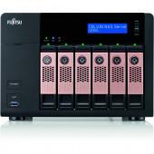 Fujitsu CELVIN NAS Q905 w/o HDD 6trays 2 GB DDR3L