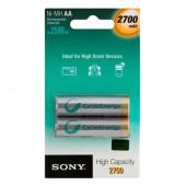 Sony punjive AA baterije 2500mAh, 2kom