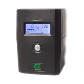 Elsist UPS Nemo2.0 65 650VA/330W, Line-Interactive, noise filtering, overvoltage/undervoltage/overload/shortcircuit protectio