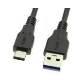 Roline USB3.1 kabel TIP A-C M/M, 0.5m