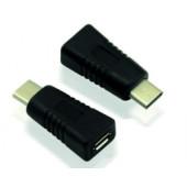 Roline VALUE adapter USB3.1, C(M) na Micro B(F), OTG