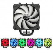Alpenföhn Ben Nevis Advanced Black RGB, CPU cooler (black / white)
