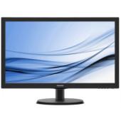 "Philips 22"" 223V5LHSB/00 (21.5"") 16:9 Full HD (1920×1080) LED TFT, 5ms, 250 cd/m2, D-Sub/HDMI, crni"