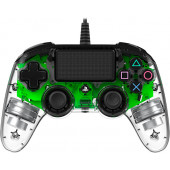 NACON PS4 TRANSPARENTEN GAMEPAD, ZELENI