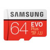 Samsung EVO Plus  64GB MicroSDXC UHS-I Cl.10