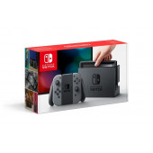 Igralna konzola NINTENDO SWITCH + GRAY JOY-CON