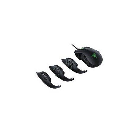 5cb1104dd86 Razer Naga Trinity - Multi-color Wired MMO Gaming Mouse - Uzi Shop