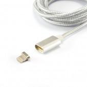Kabel magnetni USB - 8pin lighting, 1m, 3 kom