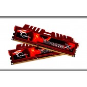 G.SKILL RipjawsX Series 2 x 4 GB DDR3-1600 - PC3-12800 - CL9