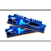 G.SKILL RipjawsX Series 2 x 4 GB DDR3-2133 - PC3-17000 - CL9