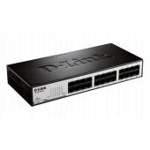 D-Link 24 10/100 Desktop Switch